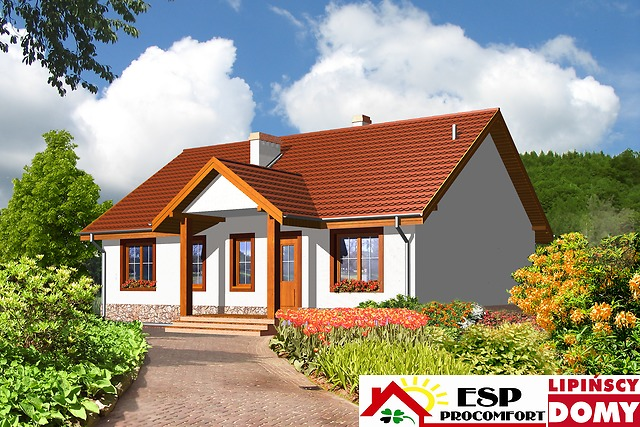 Wooden houses, prefabricated